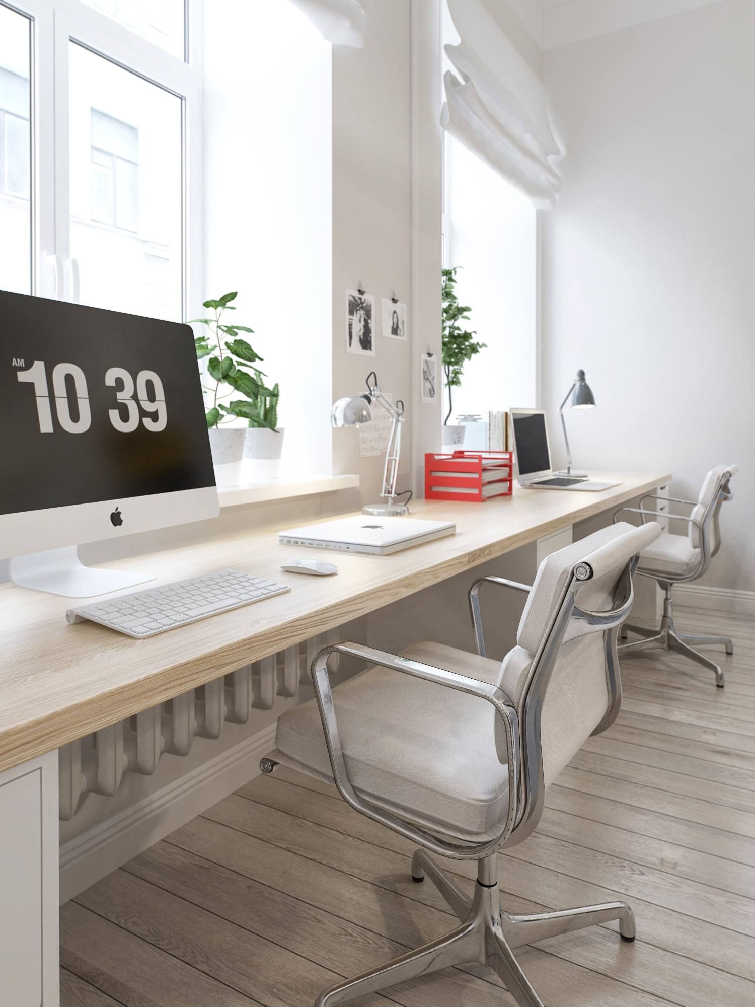 Scandinavian Office Design Workplace Scandinavian Office Scandinavian Style Scandinavian Interior Design Modern Interior Design Interior Design Pinterest Pin By Reef On Decor Home Office Design Home Office Home Office