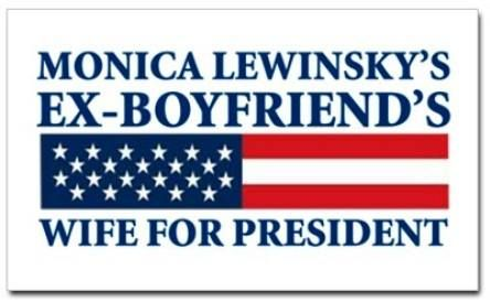 Hellery For President Of Ex Wive S Club Of Ex Girlfriends Of Her