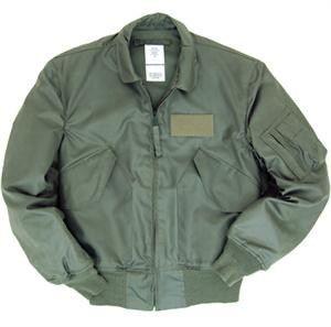 5c714e838 Jacket, Flyers, Men's Summer Type, CWU - 36/P - SIZE Large (42-44 ...