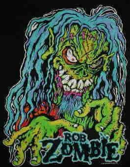 Rob Zombie Zombie Art In 2019 Rob Zombie Art Rob Zombie Zombie Art