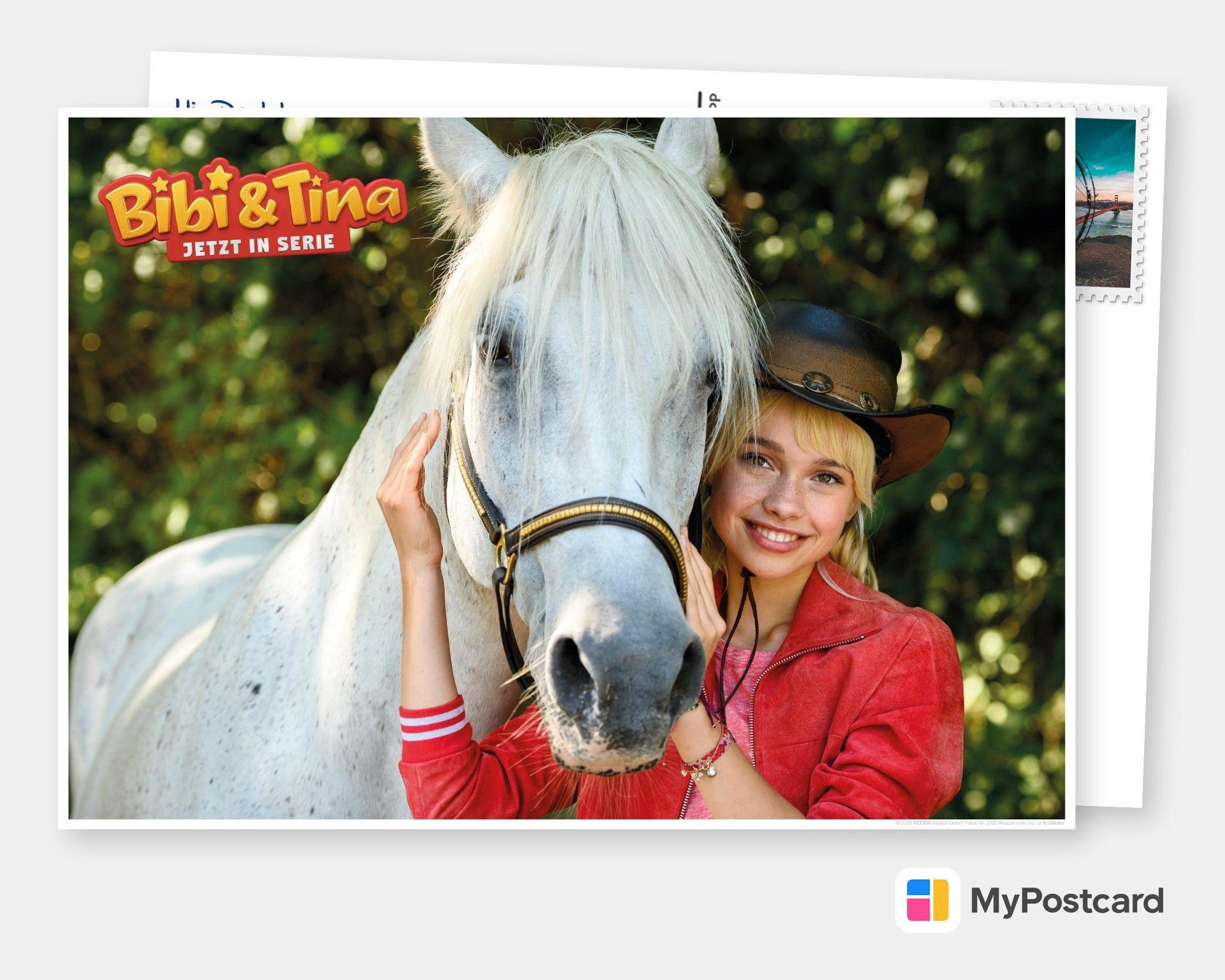 Bibi Tina Jetzt In Serie Film Musik Karten Echte Postkarten Online Versenden Filme Postkarten Film Marathon