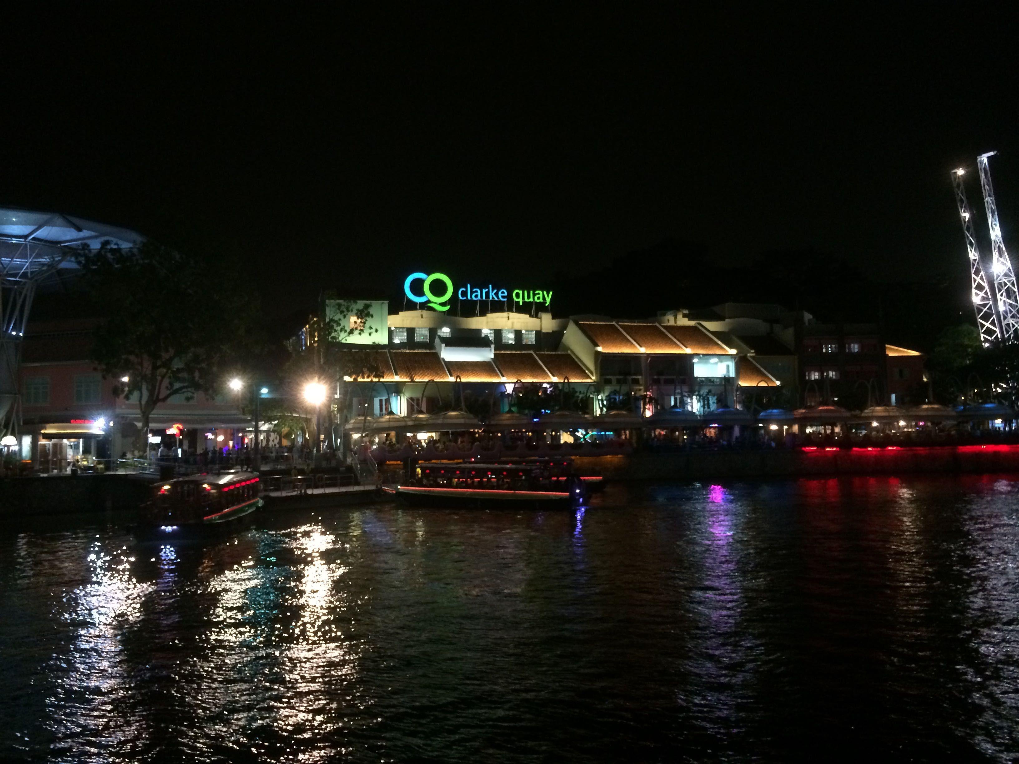 Clarke Quays