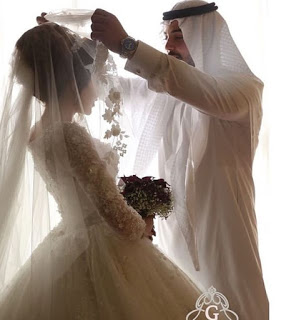 صور عرايس محجبات جميلة جد Arab Wedding Arabic Wedding Dresses Wedding Photos Poses
