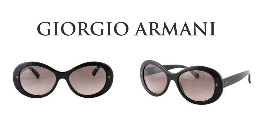Giorgio Armani Okulary Przeciwsloneczne Markowe 5027380691 Oficjalne Archiwum Allegro Giorgio Armani Sunglasses Oval Sunglass