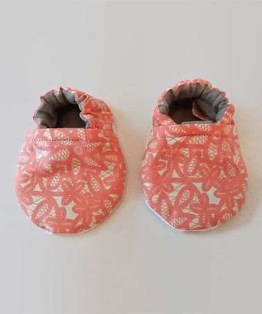 Look at this #zulilyfind! Pink Lace Bootie by Cabooties #zulilyfinds