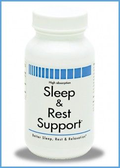 Sleep is a necessity and is as important to our health and well-being as food, air, and water.  When we do not sleep well, the chances are greater that we will feel less sharp and grumpier than usual. Everything may be a little more difficult to do. Sleep & Rest Support was designed to assist in restful sleep. These chewable tablets allow the nutrients to absorb quickly into the body. - See more at: http://goo.gl/GG7aXa