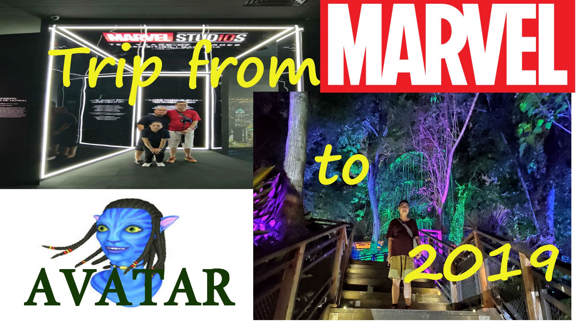 Travel With Me From Marvel Studio Kl And Follow My Friend