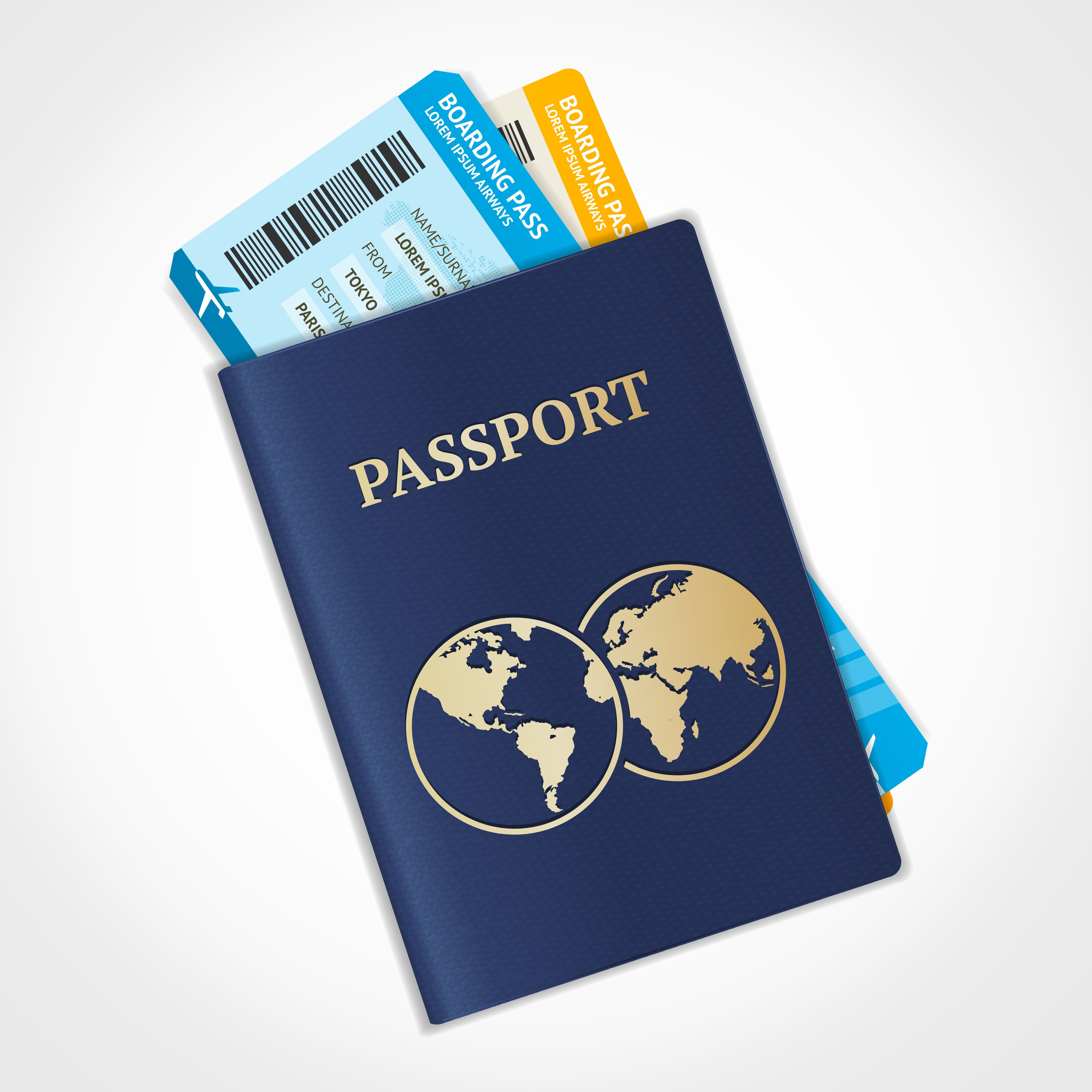 Travel Tip: Keep Documents Safe, Up-To-Date, And In Good Condition!  #TravelTips #TravelDocuments #Organization