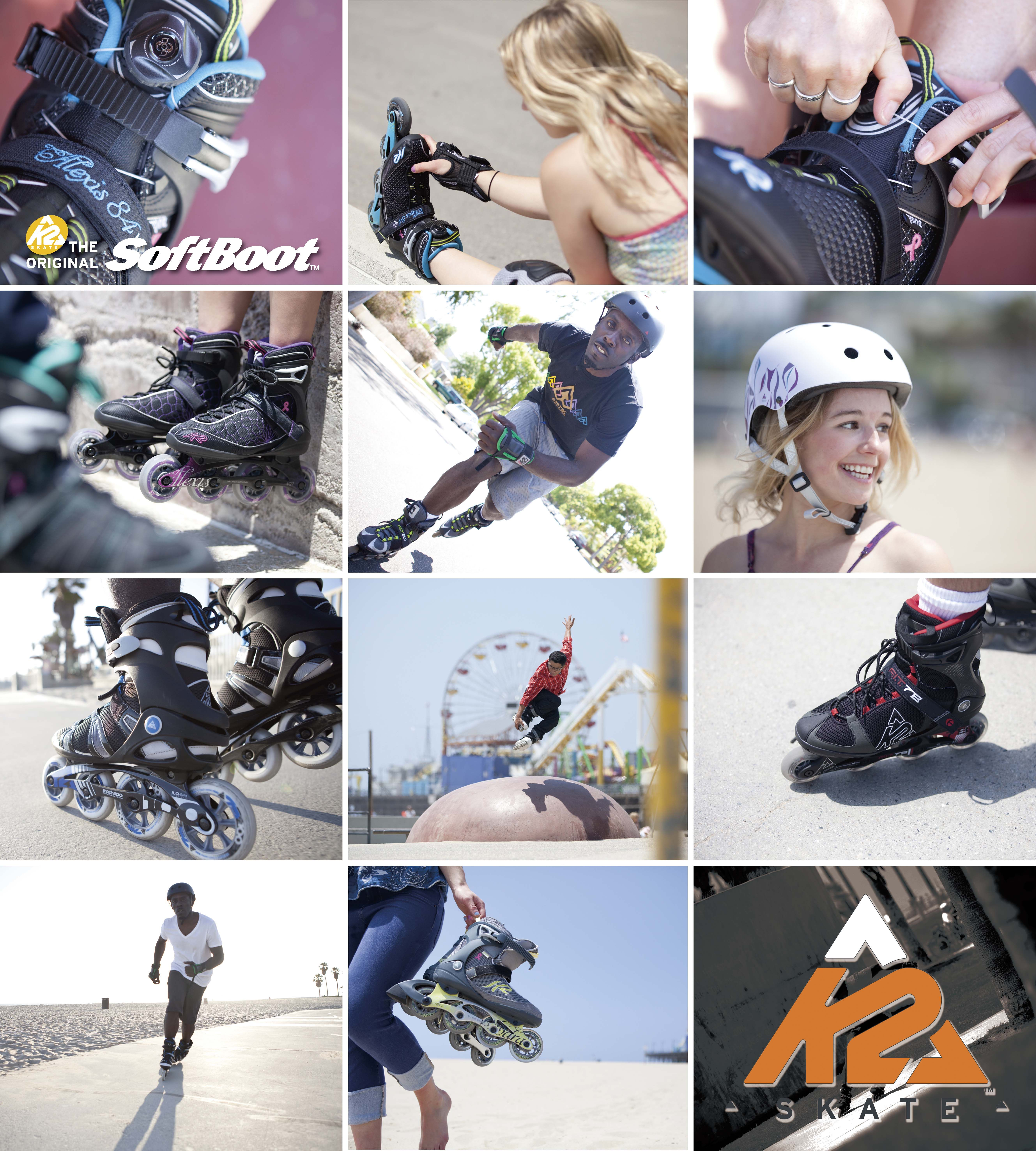 K2 inline skates - K2 has revolutionized a lot of what we see on inline skates today. When you are shopping for K2 skates it may be a good idea to learn about some of the technologies used by K2.