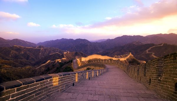 teach through educational travel great wall of china on great wall of china id=35651