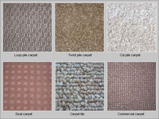 Choosing The Right Kind Of Carpets For Your House Types Of