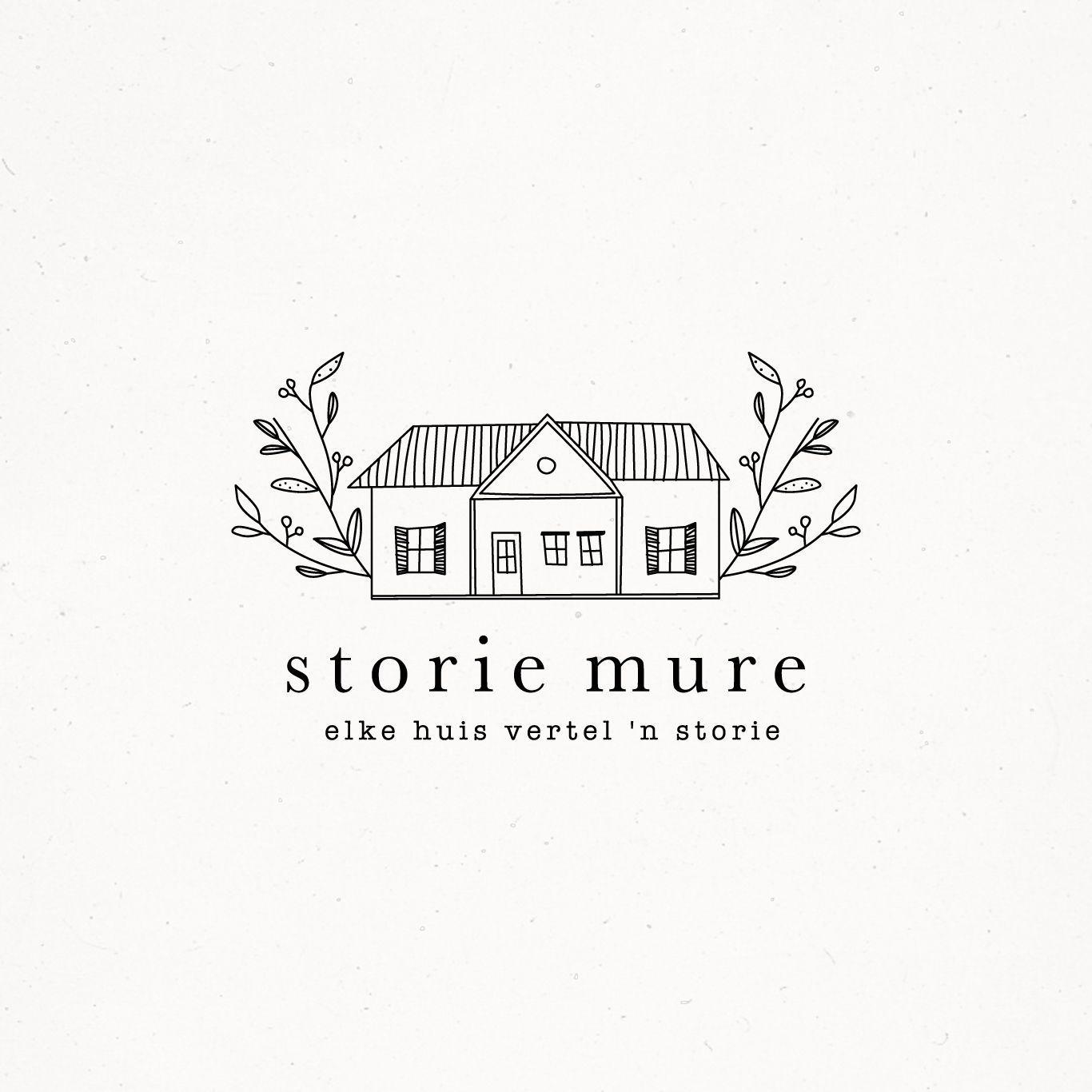 Cute home Logo - Home House Premade Logo Design Minimal ...