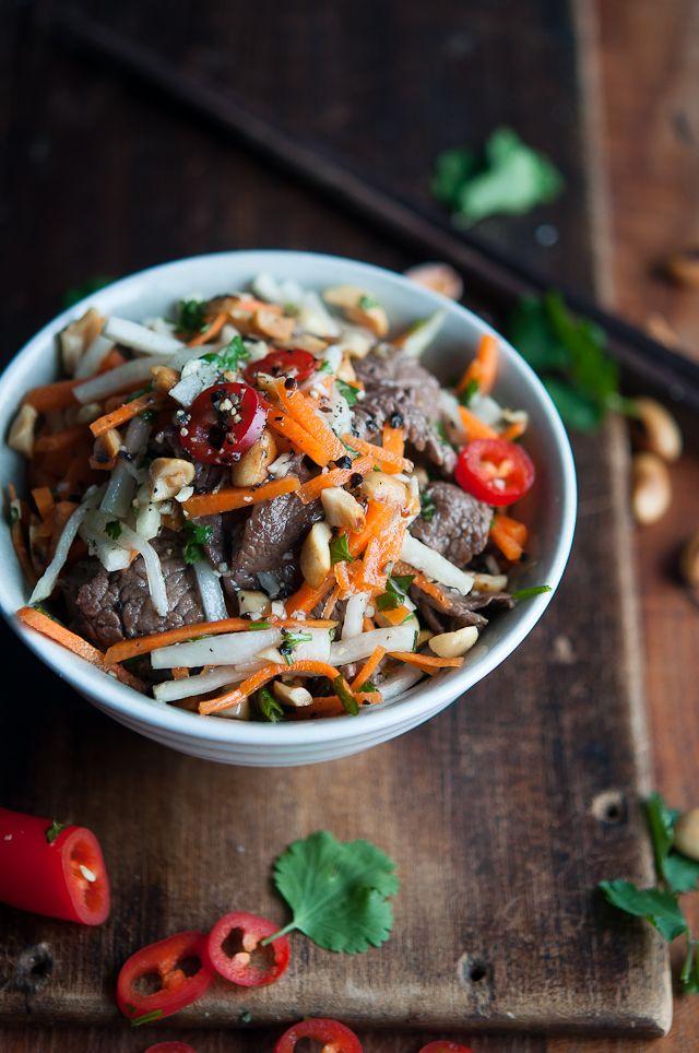 Luke nguyens beef and kohlrabi salad this recipe is shared with vietnamese beef and kohlrabi salad vietnamese beef and kohlrabi saladvietnamese beef and kohlrabi salad vietnamese beef and kohlrabi salad forumfinder Gallery