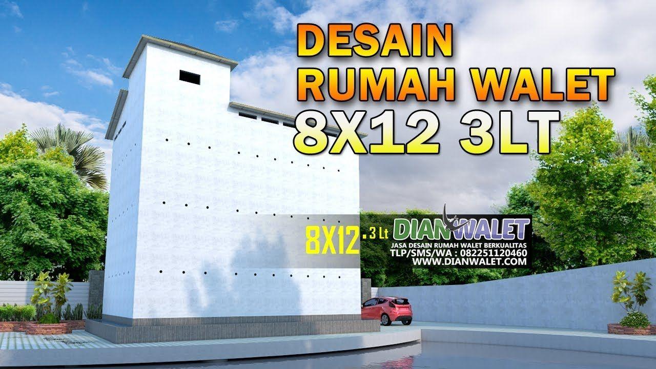 Dian Walet Desain Rumah Walet 8x12 3 Lantai Terbaik Desain Rumah Desain Rumah
