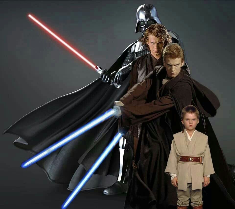 Anakin's destiny (With images) | Star wars pictures