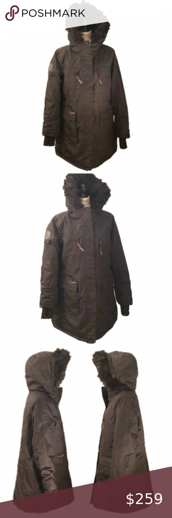 Canada Weather Gear Xl 12 14 Black Winter Coat Black Winter Coat Winter Coat Winter Jacket North Face [ 1740 x 580 Pixel ]