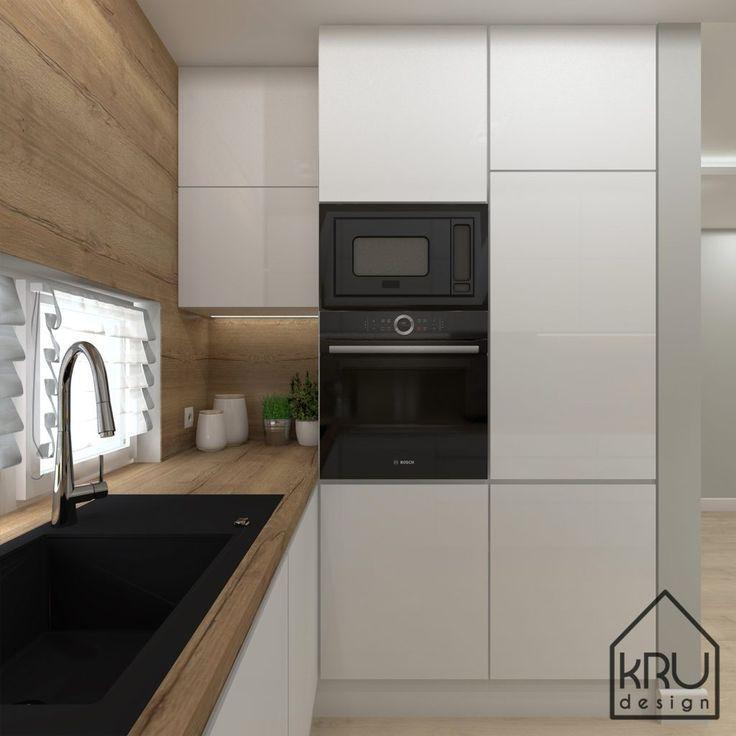 Photo of »Projektumfang: Küche – 2 Versionen von KRU Design – Favorito – #Design #Favor…