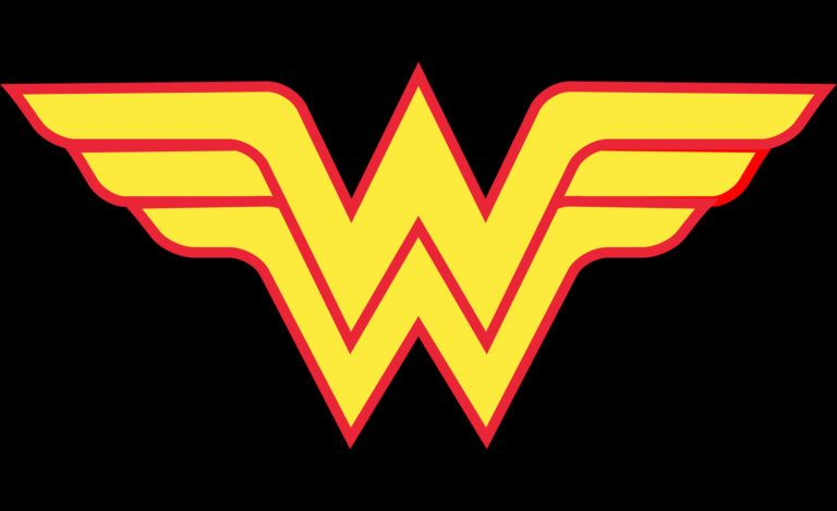 Wonder Woman Symbol Wonder Woman Logo Wonder Woman Superhero Symbols