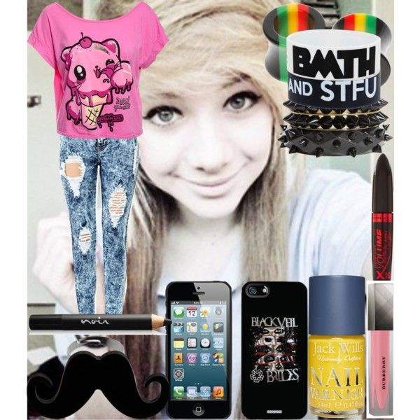 """""""Rockstar"""" by ronney-zombiiee on Polyvore"""