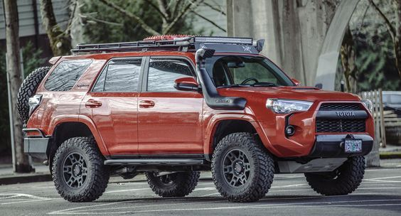 2018 toyota 4runner redesign concept 7 toyota pinterest barro. Black Bedroom Furniture Sets. Home Design Ideas