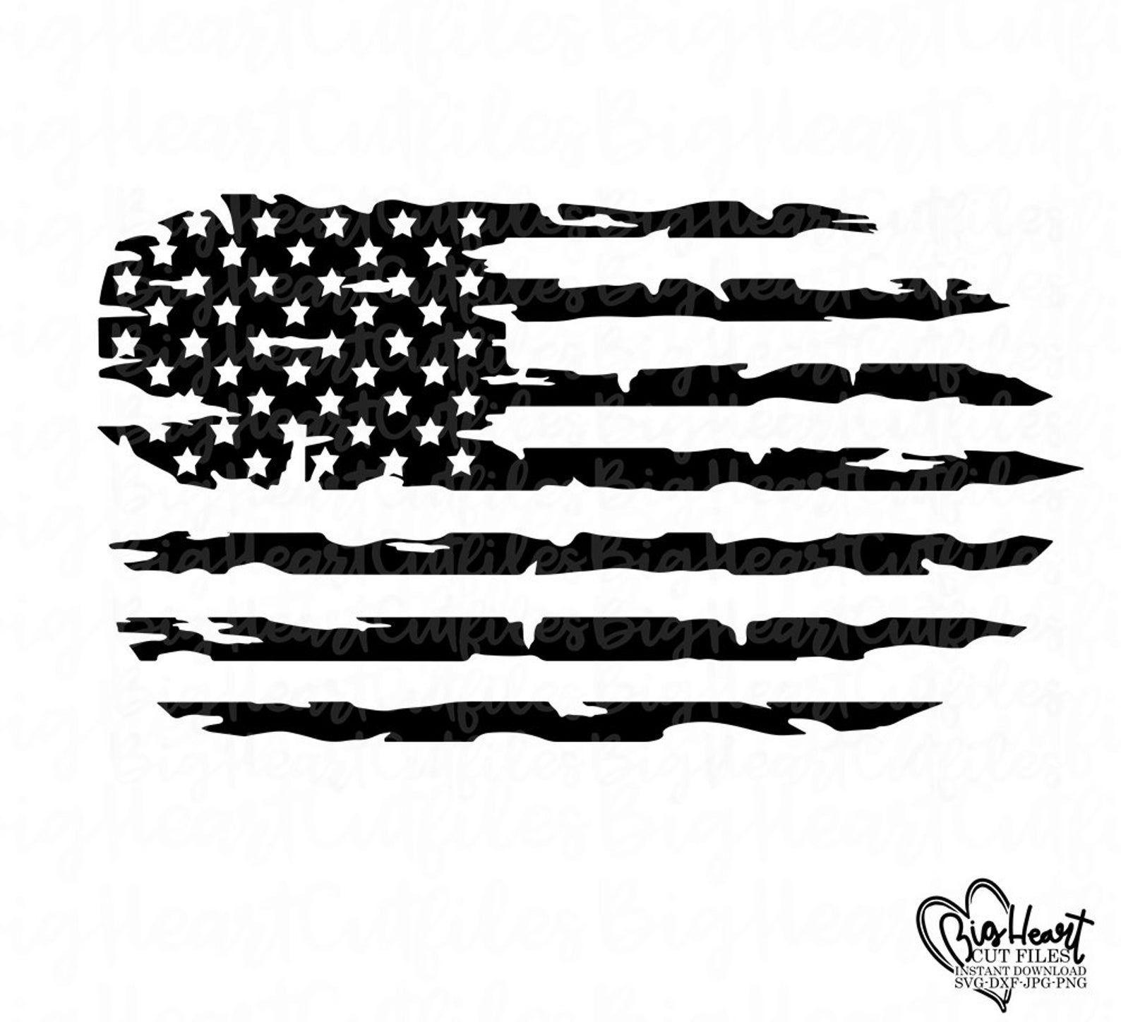 Pin On Usa Flag Svg Veteran Cut Files Svg Png Jpg Dxf