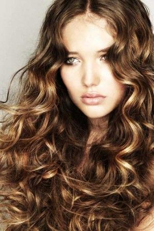 Cute Long Hairstyles Mesmerizing Curly Hairstyle Ideas You Will Love  Cute Hair Ideas  Pinterest
