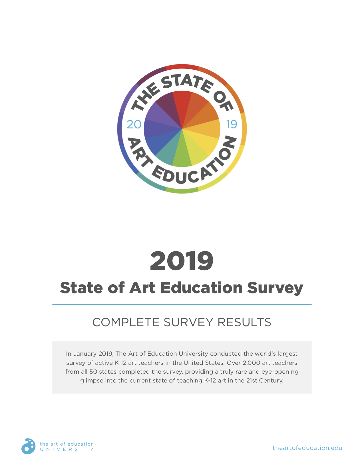 The State Of Art Education The Art Of Education