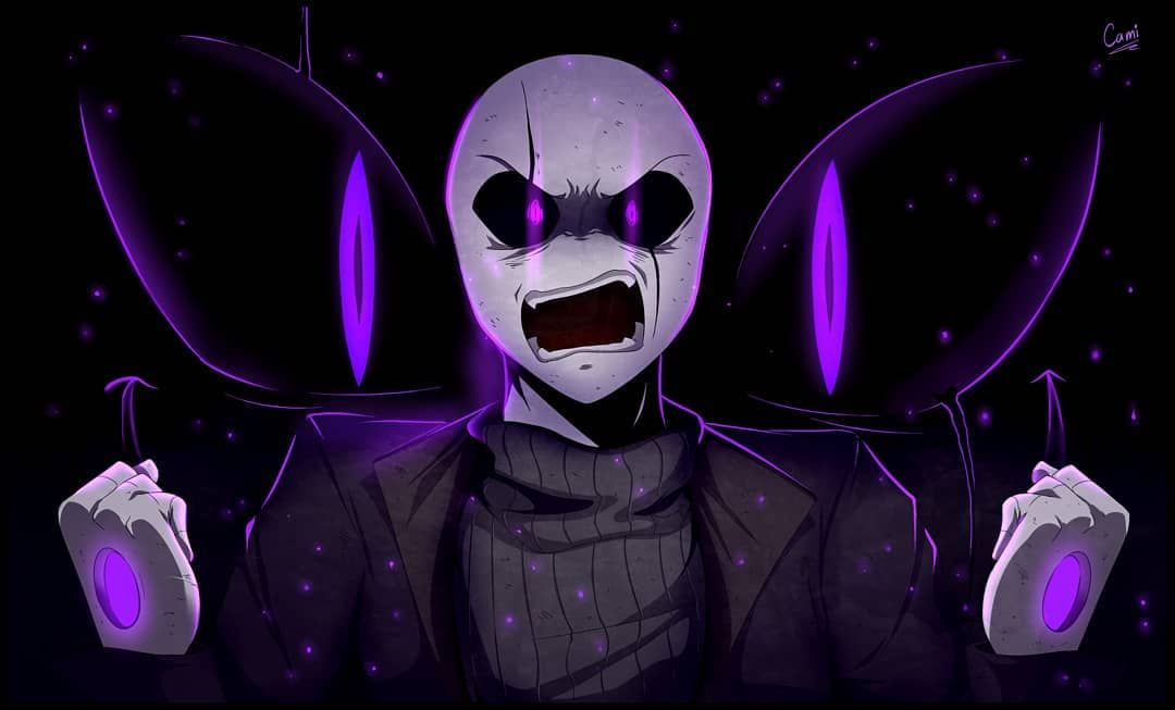 Angwy Dadster Undertale Undertale Comic Gaster