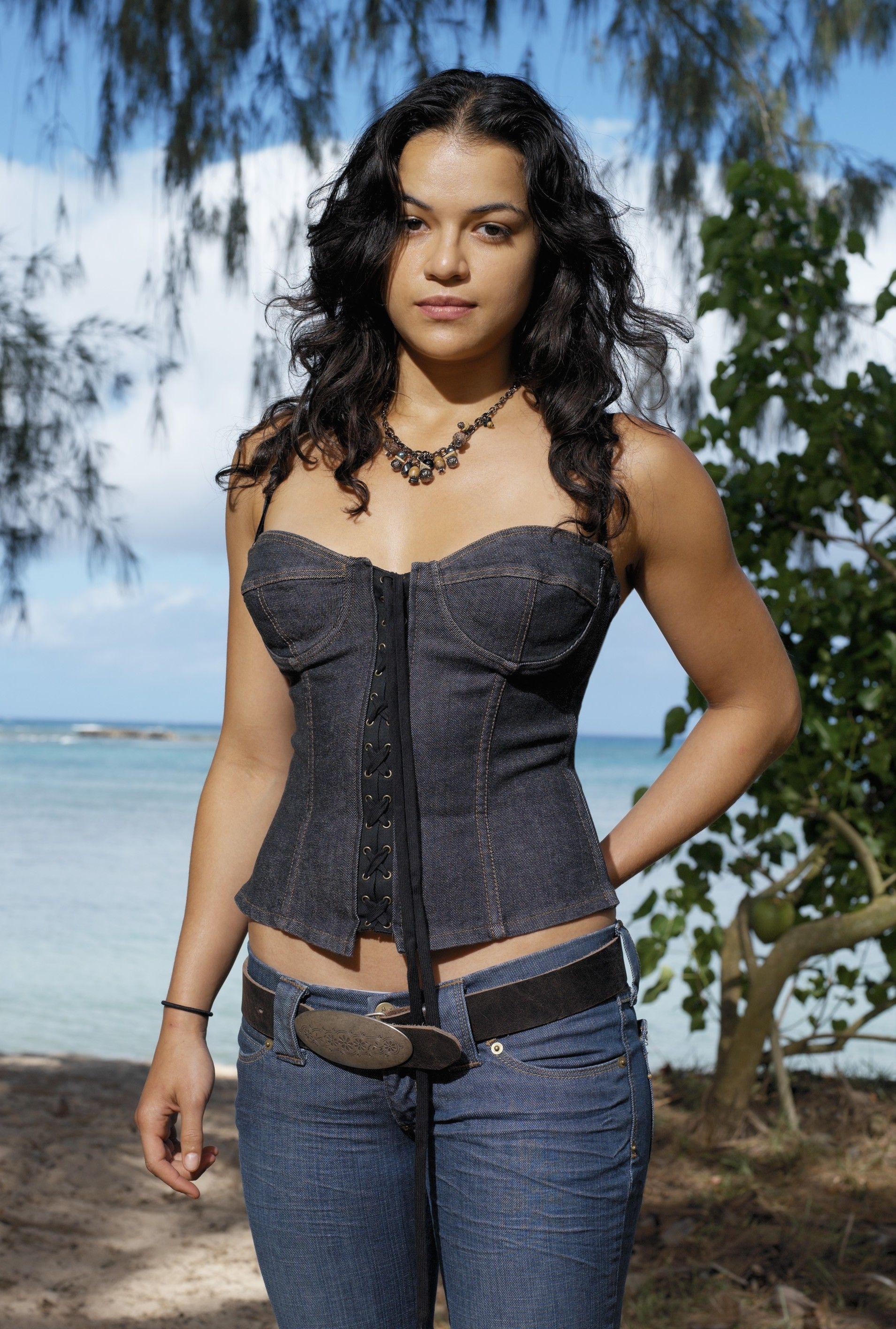 Ana Lucia Desnuda michelle rodriguez aka ana lucia cortez on lost season 2