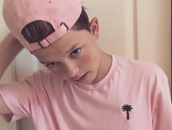 Jacob Sartorius may just be 13 years old, but homeboy simply can't keep away from the drama. The Internet sensation was just making headlines…