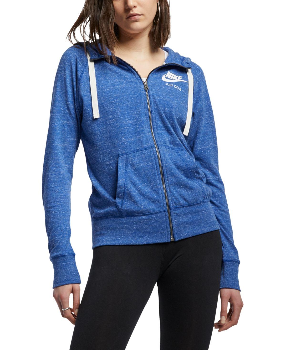 Nike Gym Vintage Full Zip Hoodie Indigo Force Full Zip Hoodie Zip Hoodie Shopping Outfit