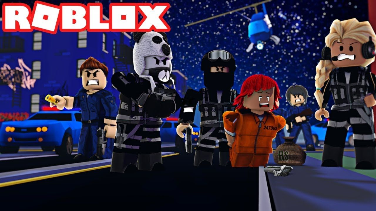 The Robbery A Short Roblox Jailbreak Movie Official Release Youtube Roblox Robbery Movies
