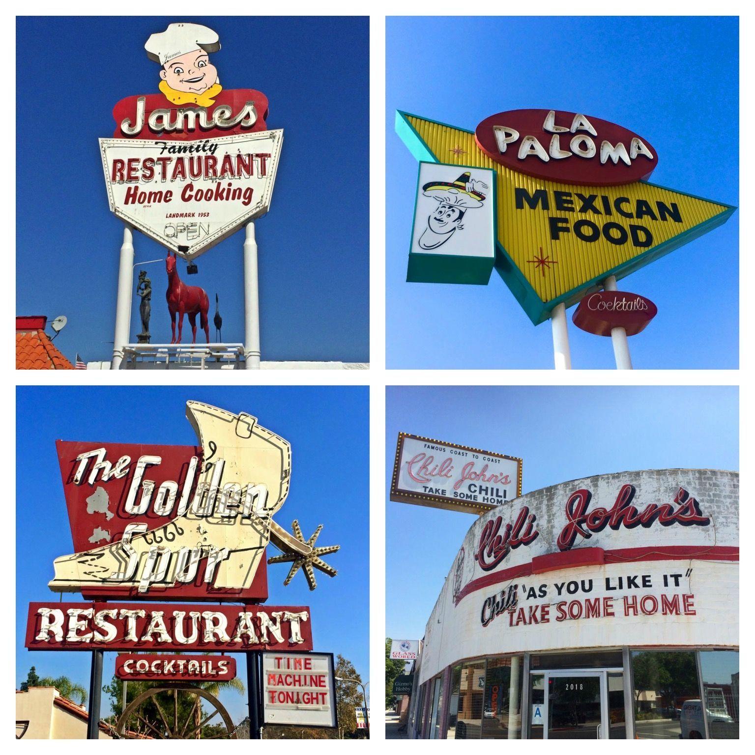 Photo By Nikki Kreuzer With Images Los Angeles Restaurants Vintage Restaurant Restaurant