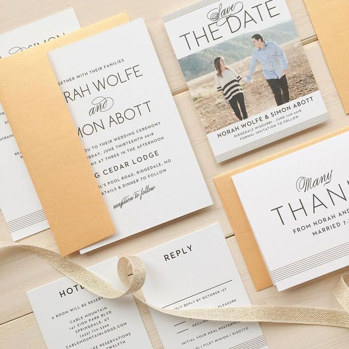 Beautiful Wedding Invitations from Basic Invite Unique Invitations