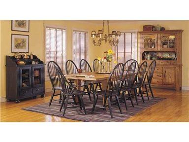 Broyhill Dining Room Rectangular Leg Table 319453 Kittle S