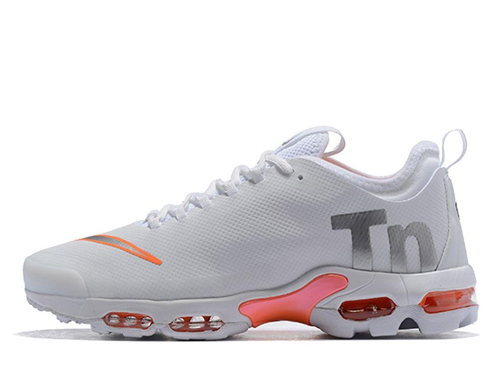 Nike Air Max Plus TN SE Les Sports Chaussures Prix Pas Cher Femme Enfant  Blanc cdf63ae354d9