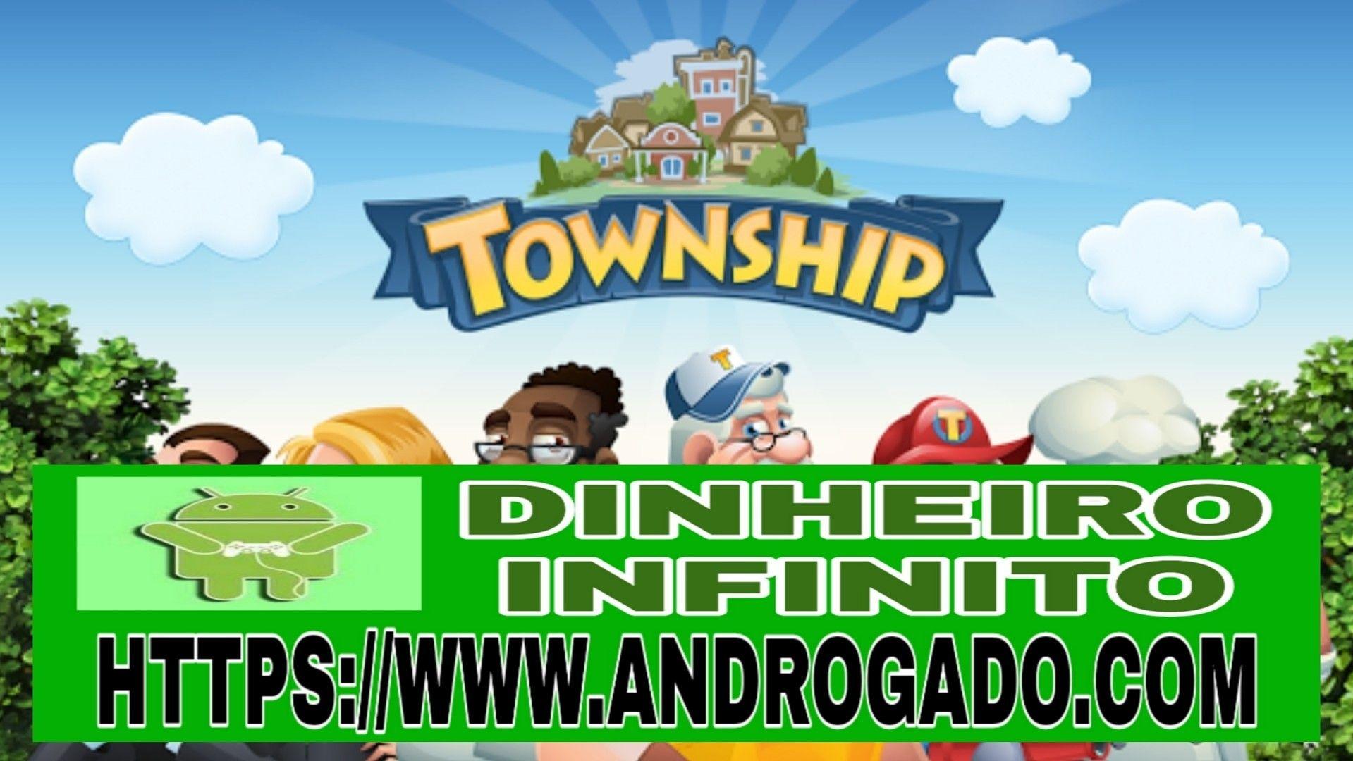 Township V7 3 5 Apk Mod Dinheiro Infinito Em 2020 Com Imagens