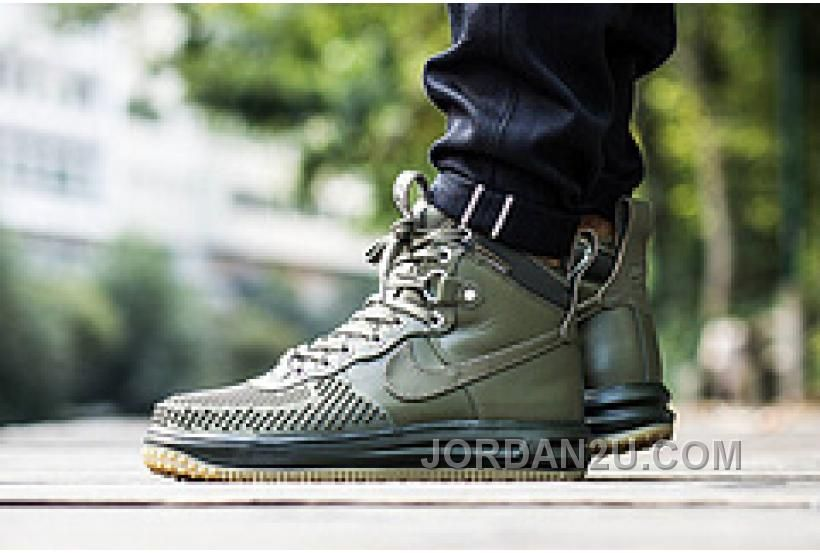 "huge selection of ecdb7 a9109 Nike Lunar Force 1 Duckboot ""Medium Olive"" Discount Nike Shoes, Nike Shoes  For"