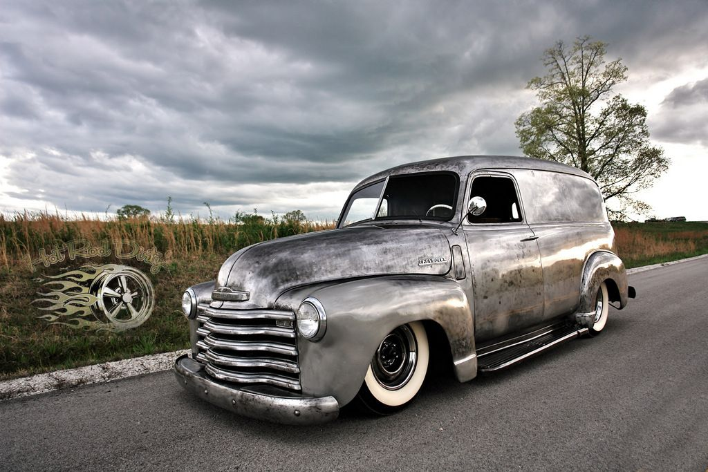 Love The Bare Metal Finish Cool Trucks Chevy Trucks Car Manufacturers