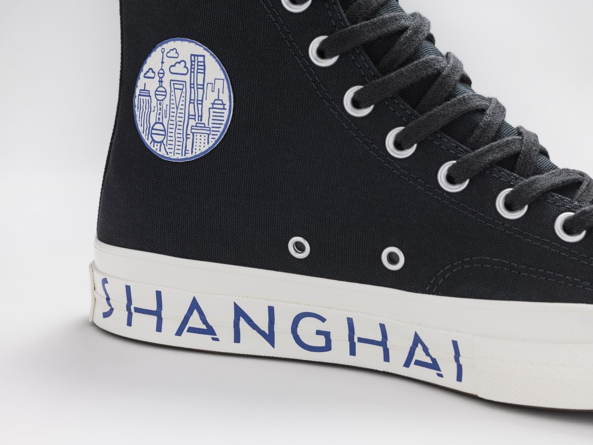CONVERSE CUSTOM CHUCK 70 SHANGHAI EDITION HIGH TOP | Now