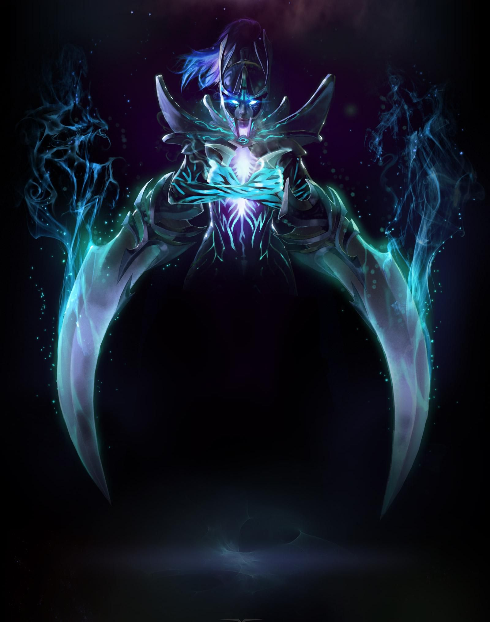 Phantom Assassin Arcana : phantom, assassin, arcana, Phantom, Assassin, Splash, Wallpaper,, Wallpapers