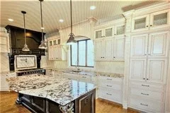Pros and Cons: Painted vs. Stained Kitchen Cabinets ...
