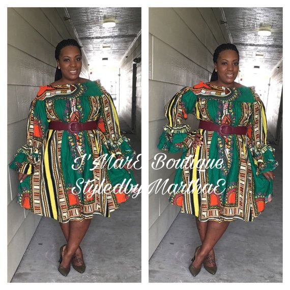 5 Places To Shop For Plus Size African Print Designs | Africans ...