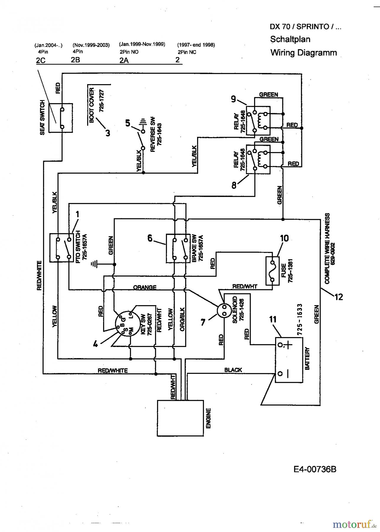yardman yard bug wiring diagram