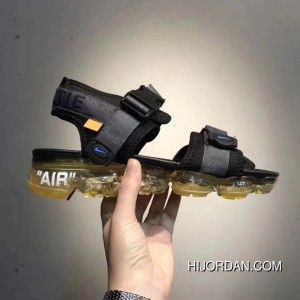 c0bc0b0d628e0f Women Off White X Nike Air Vapormax Sandals Aaaa 24999 Online in ...