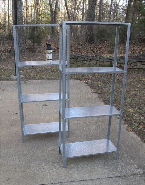 Metal Shelves Hack Metal Shelves Metal Storage Shelves Ikea Metal Shelves