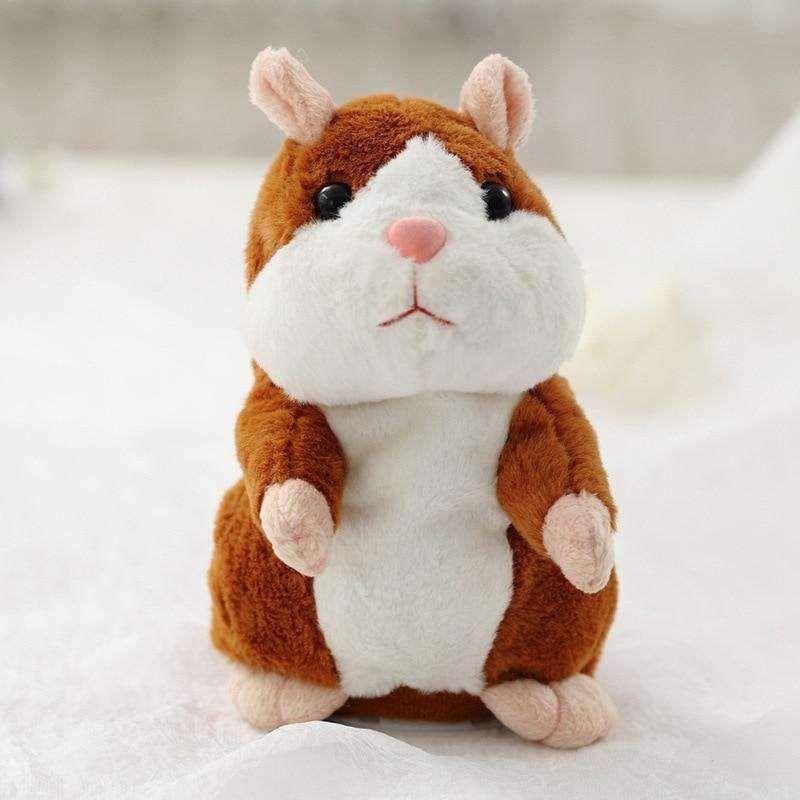 Photo of Talking Hamster Plush Toy