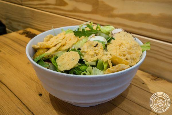 Salad At Honeygrow In Hoboken Nj Restaurantshealthy