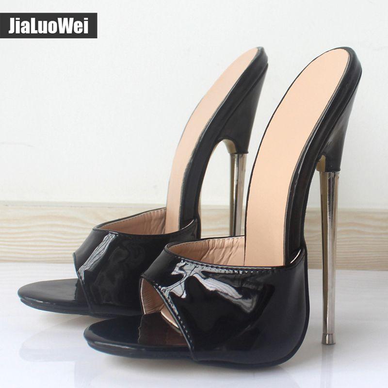 Jialuowei Brand New Women Summer sandals 18cm 7