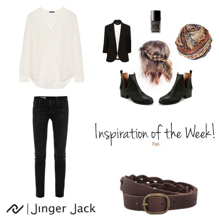 Inspiration of the Week with Jinger Jack's VINTAGE BRAIDED BELT in Old Choc!  #NiceThingsOnEarth #UniversalEleganceDESIGNEDinCapeTown  #ChanelNails #BohoChick #Leather #LeatherBelts #OOTD